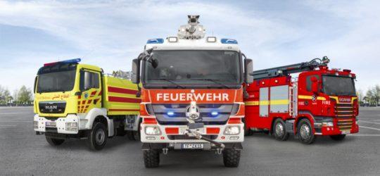Feuerwehrtechnik – Fahrzeuge
