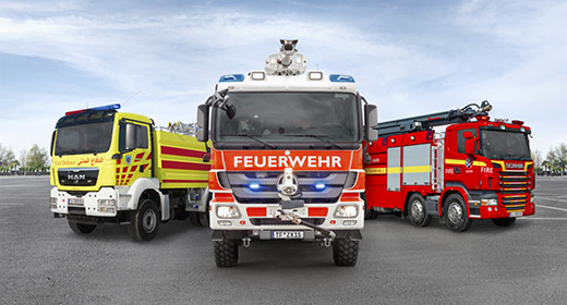 Firefighter equipment – THG AG