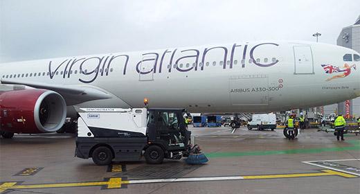 Flughafentechnik - THG AG