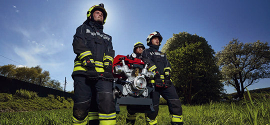 Feuerwehrtechnik – Produkte