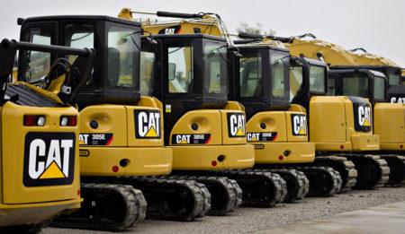 Aktuelles: Компания ТХГ АГ заключила контракт на поставку двух гусеничных экскаваторов Cat®330 NGH, одного бульдозера Cat® D6 GC и двух колесных погрузчиков Cat®950LWHA в Узбекистан.