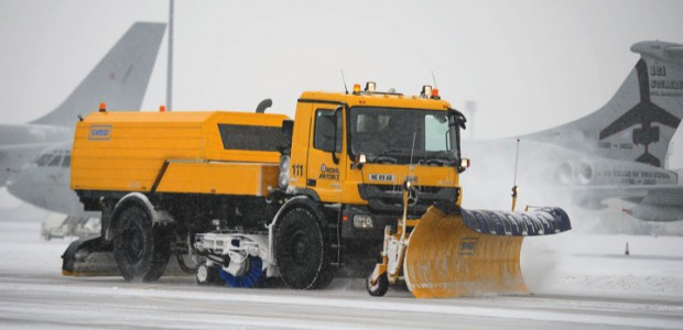 Snow sweepers - Products Airport Winter