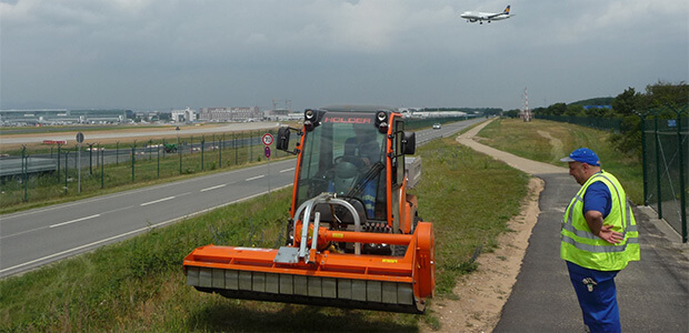 Mowing – Airport