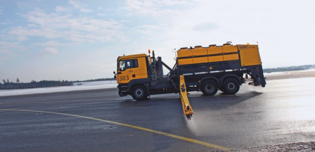 Spreader and Sprayer – Airport Winter